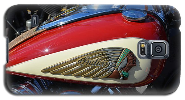 Indian Motorcycle Gas Tank Galaxy S5 Case