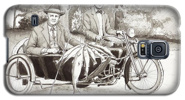 Indian Motorcylce Founders Galaxy S5 Case