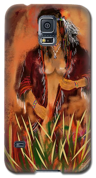 Indian Nude Galaxy S5 Case