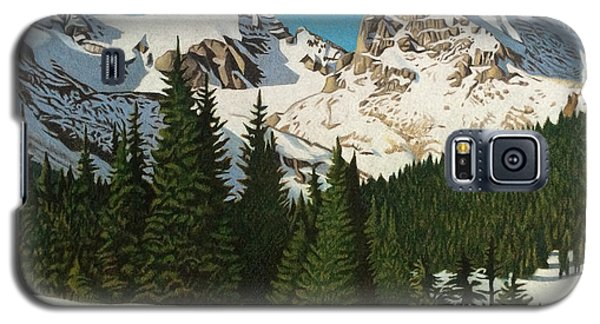 Indian Peaks Winter Galaxy S5 Case