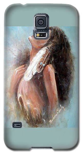 Indian Princess Galaxy S5 Case