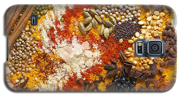 Indian Pulses And Spices Galaxy S5 Case