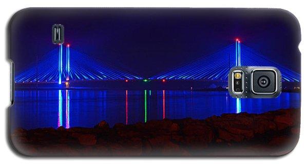 Indian River Inlet Bridge After Dark Galaxy S5 Case