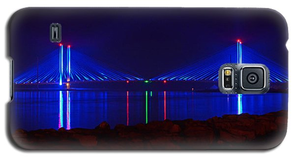 Indian River Inlet Bridge After Dark Galaxy S5 Case