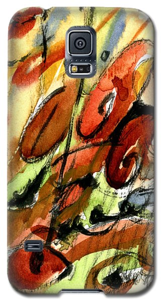Indian Summer Galaxy S5 Case