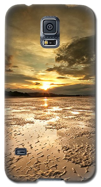 Indian Sunset Galaxy S5 Case
