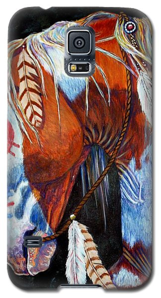 Indian War Pony Galaxy S5 Case