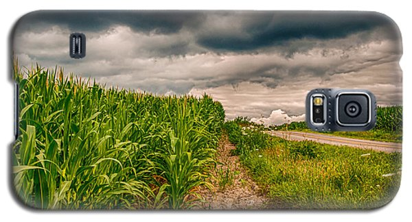 Indiana - Corn Country Galaxy S5 Case