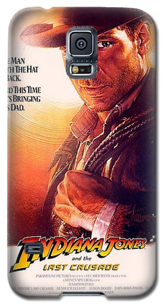 Indiana Jones And The Last Crusade  Galaxy S5 Case