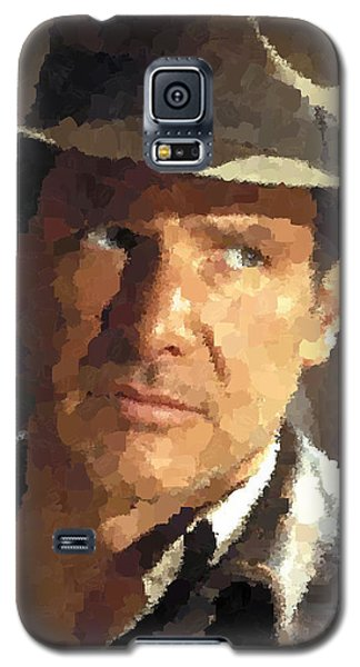 Indiana Jones Galaxy S5 Case