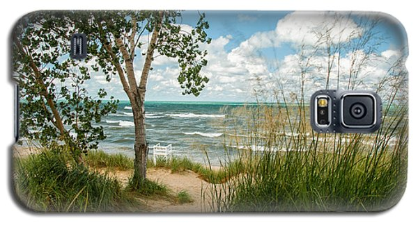 Indiana Sand Dunes State Park Galaxy S5 Case