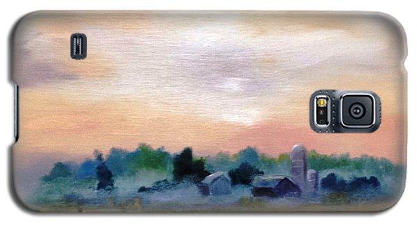 Indiana Sunrise Galaxy S5 Case
