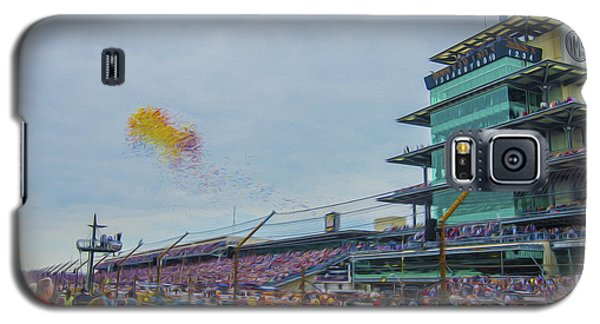 Indianapolis 500 May 2013 Balloons Race Start Galaxy S5 Case