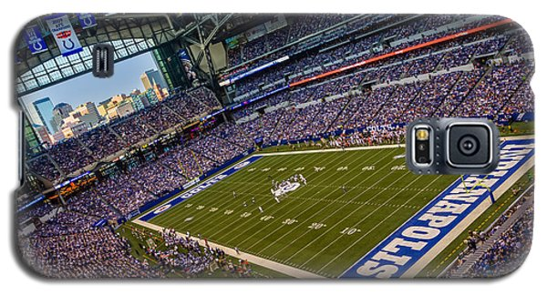 Indianapolis And The Colts Galaxy S5 Case