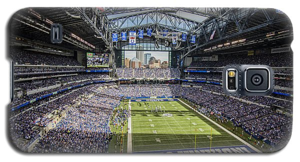 Indianapolis Colts Lucas Oil Stadium 3143 Galaxy S5 Case