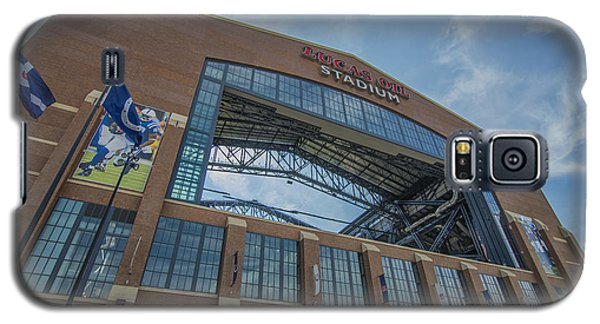Indianapolis Colts Lucas Oil Stadium 3260 Galaxy S5 Case