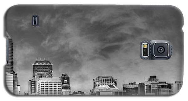 Indianapolis Indiana Skyline 0762 Galaxy S5 Case