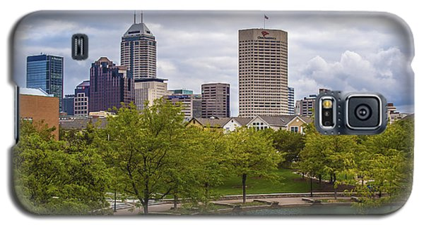 Indianapolis Indiana Skyline 1000 Galaxy S5 Case