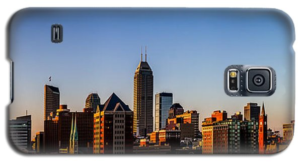 Indianapolis Skyline - South Galaxy S5 Case