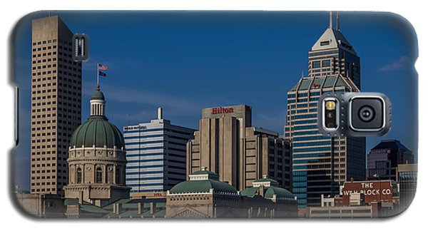 Indianapolis Skyscrapers Galaxy S5 Case
