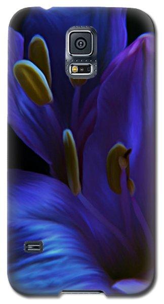 Indigo Galaxy S5 Case
