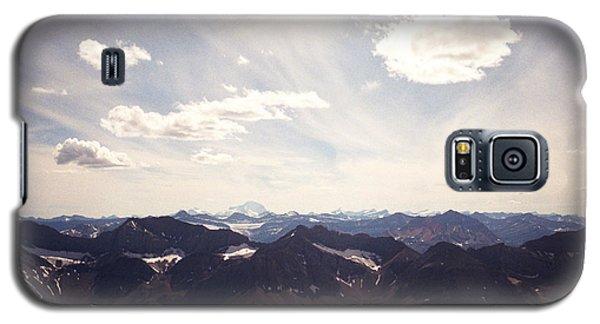 Indigo Vista Galaxy S5 Case by Devin  Cogger