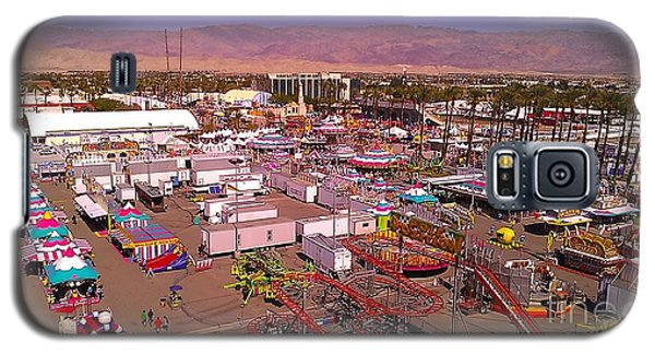 Indio Fair Grounds Galaxy S5 Case by Chris Tarpening
