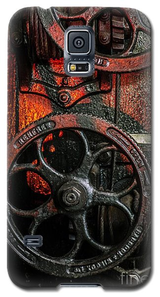 Industrial Wheels Galaxy S5 Case
