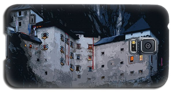 Infamous Jim-jam Predjama Castle Galaxy S5 Case