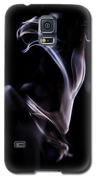 Galaxy S5 Case featuring the photograph Flickers by Steven Poulton