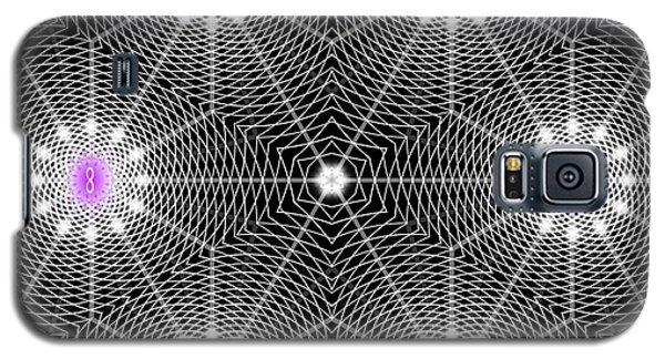 Infinity Grid Six Galaxy S5 Case