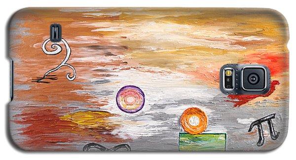Infinity Galaxy S5 Case by Loredana Messina