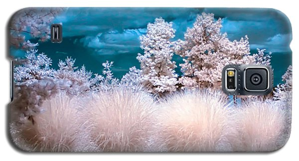 Infrared Bushes Galaxy S5 Case