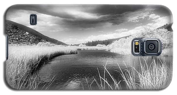 Infrared Green Creek Galaxy S5 Case