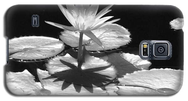 Infrared - Water Lily 02 Galaxy S5 Case