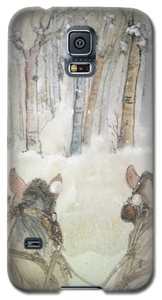 Inges Back Album Galaxy S5 Case