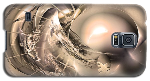 Initium - Abstract Art Galaxy S5 Case