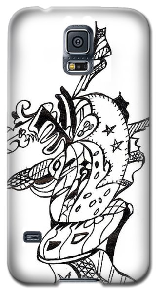 Ink 7 Galaxy S5 Case