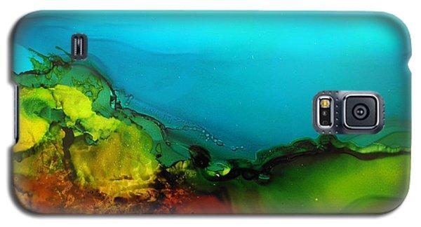 Ink Landscape # 131 Galaxy S5 Case