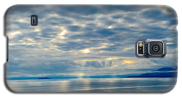 Inland Passage In Alaska Galaxy S5 Case by Donald Fink