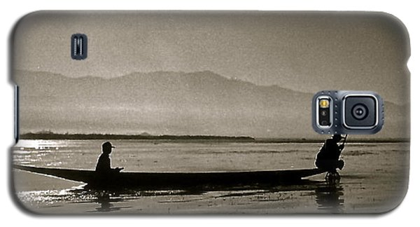 Inle Fishermen Galaxy S5 Case