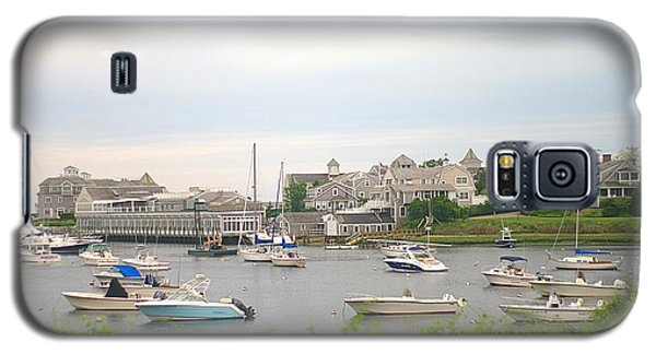 Galaxy S5 Case featuring the photograph Inlet At Harwich Cape Cod Maine by Suzanne Powers