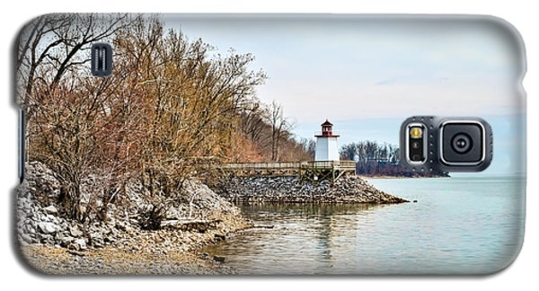 Inlet Lighthouse 2 Galaxy S5 Case