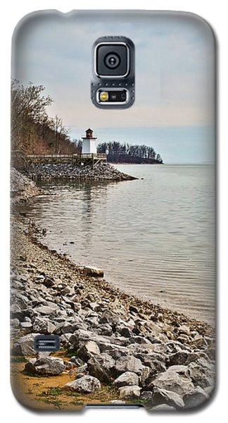 Inlet Lighthouse 3 Galaxy S5 Case by Greg Jackson