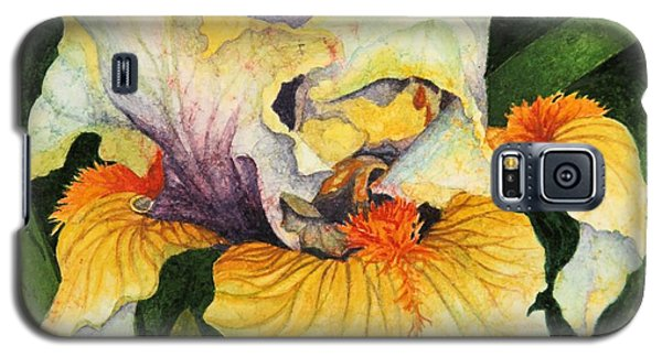 Galaxy S5 Case featuring the painting Inner Beauty by Barbara Jewell