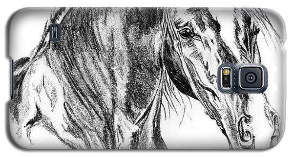 Inner Fire Galaxy S5 Case by Audrey Van Tassell