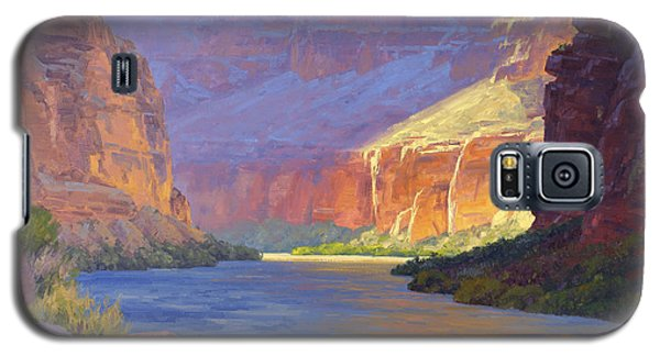 Grand Canyon Galaxy S5 Case - Inner Glow Of The Canyon by Cody DeLong