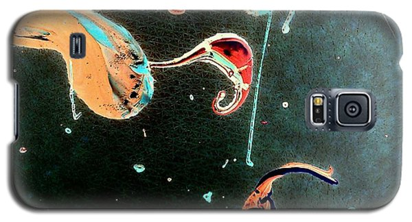 Galaxy S5 Case featuring the painting Inner Space by Jacqueline McReynolds