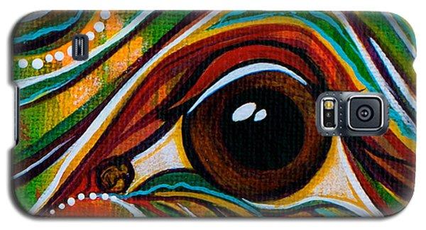 Inner Strength Spirit Eye Galaxy S5 Case