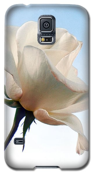 Galaxy S5 Case featuring the photograph Innocence by Deb Halloran